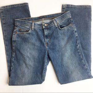SZ 8 J Crew Jeans